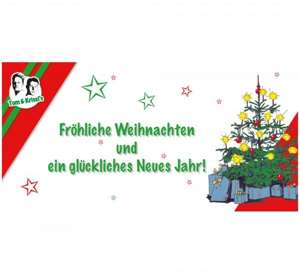 Geschenkgutschein - Weihnachten