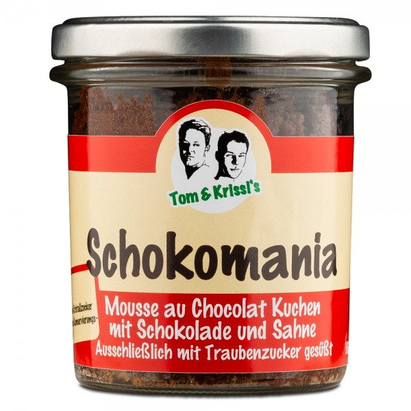 Schokomania Chocolate Cake