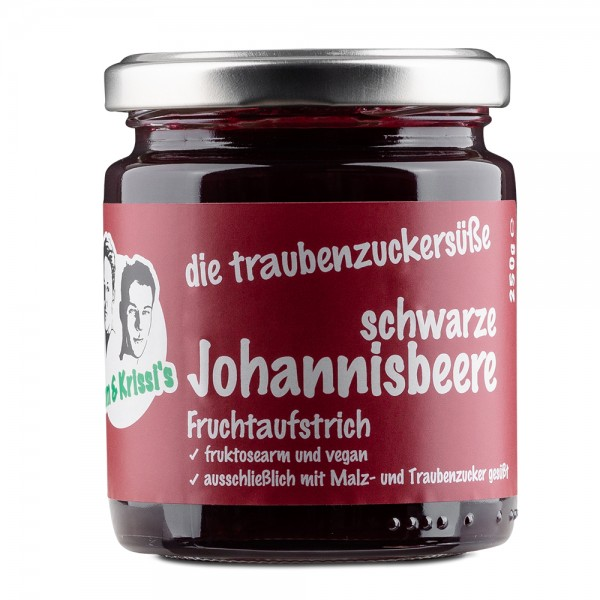 Black Currant Fruit-Spread 250g