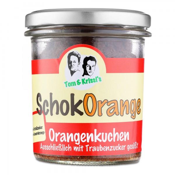 Schoko-Orange-Kuchen