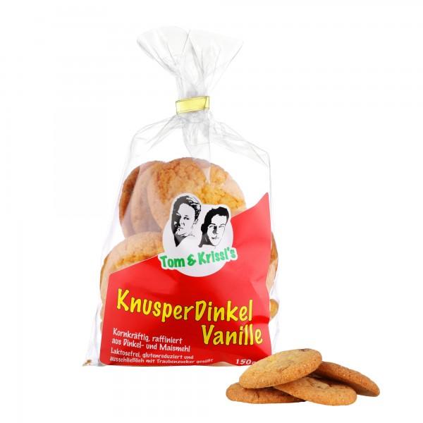 Crispy-Spelt Vanille