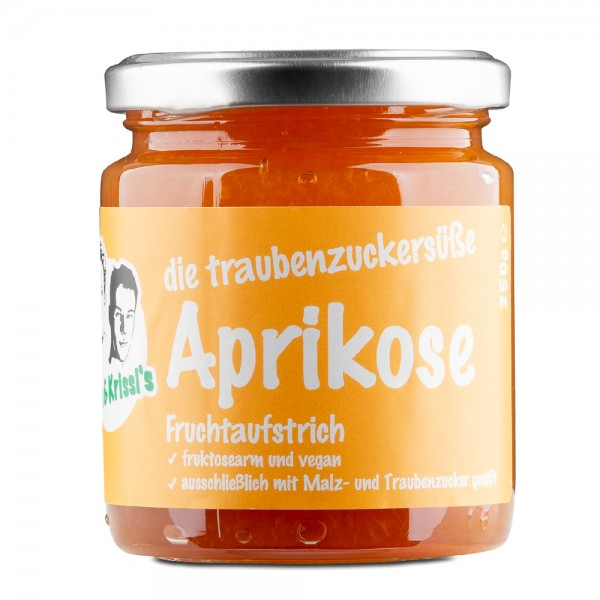 Apricot Fruit-Spread 250g
